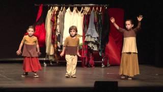 AMD 10 anys, l'aniversari de Mediterrània Dansa al Jardí de Figueres