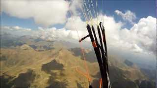preview picture of video '10,000ft cloud base at Castejon De Sos'