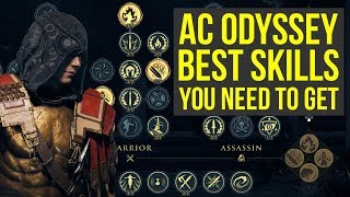 Assassin's Creed Odyssey Best Skills YOU SHOULD GET As Soon As Possible (AC Odyssey Best Skills)