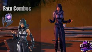 The best combos for Fate skin. Fortnite battle Royale