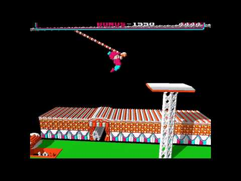 3DNes V2: Circus Charlie