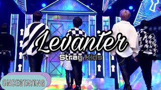 [CLEAN MR Removed] | 191213 LEVANTER | Stray Kids @Music_Bank