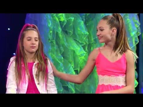 Maddie & Mackenzie Ziegler's TOP arguments!