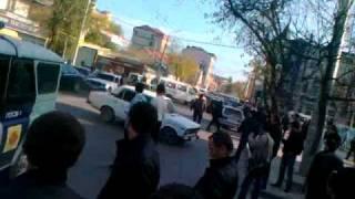 Убийство сотрудников ППС в центре Махачкалы 11.11.2010