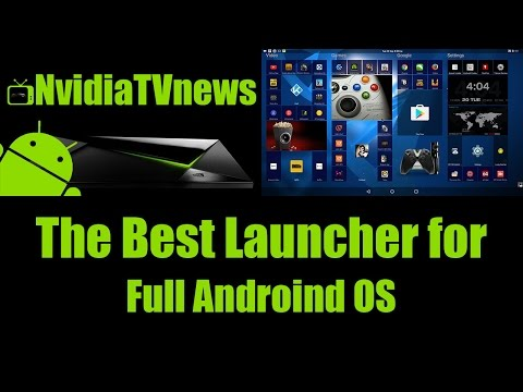 HOW-TO] Install Full Android Nougat on Nvidia Shield TV 2015 - TWRP
