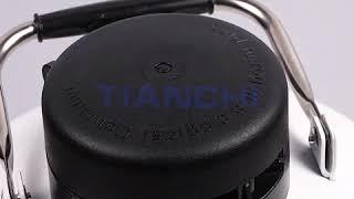 видео товара Москва колба с жидким азотом 10 liter Дьюар tianchi цена