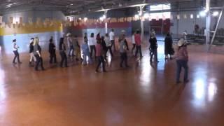 JET BLACK PONTIAC COUNTRY LINE DANCE