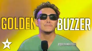 Time Machine Get GOLDEN BUZZER on Asia