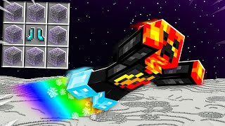 7 Items You Can ONLY Craft on the MOON! - Minecraft