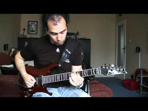 While My Guitar Gently Weeps-TOTO version-cover by Andriano
