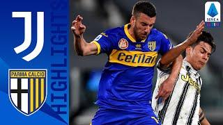 Juventus 3-1 Parma   Alex Sandro hits brace and De Ligt find the net!   Serie A TIM