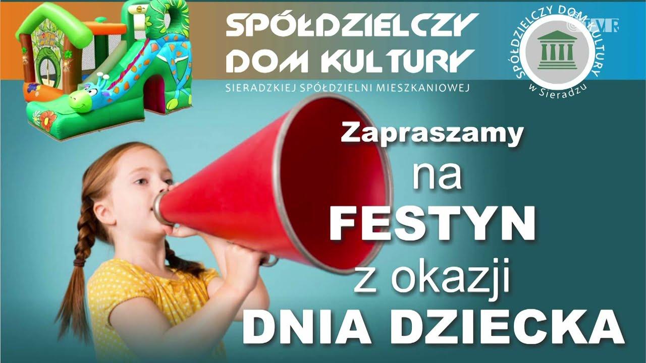 Festyn SDK z okazji Dnia Dziecka