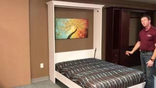 Mirror Murphy Bed