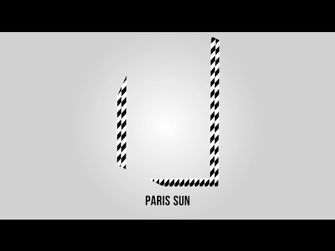 Paris Sun Lyric Video