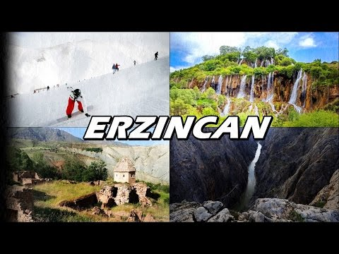 The Most Beautiful Places in Erzincan [T