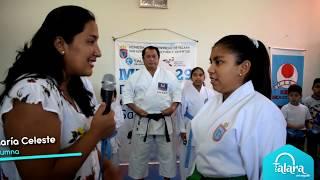 Escuela de karate en Talara