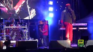 "Richie Spice at Bob Marley 70 ""Redemption Live"" 2015"