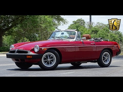Video of '78 MGB - L3PY