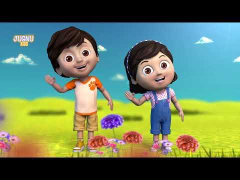 Machli Jal Ki Rani hai - Hindi Rhymes | Nursery Rhymes from jugnu Kids Screenshot 2