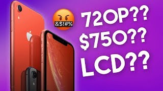 The iPhone XR Market