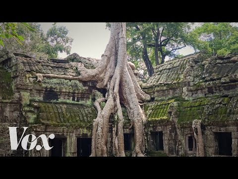 Ruiny Ta Prohm