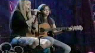 Miley Cyrus - One in a million (Live)