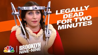 Cold Open: Gina Was Hit by a Bus - Brooklyn Nine-Nine