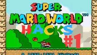 Smw Hacks★Marios Journey Through Time And Space Part 1:Cod Ghosts
