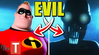 10 DARK THEORIES About The INCREDIBLES That Will Change Everything