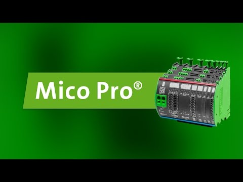 Mico Pro – Stromüberwachung maximal modularisiert