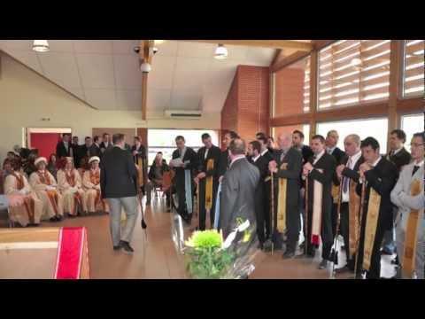 Congres de compagnons boulangers pâtissiers RFAD 2012