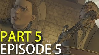 WHICH IS MORE IMPORTANT? - Batman Episode 5 - The Telltale Series Part 5