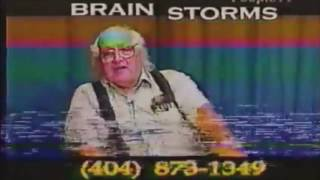 Jack Jersawitz (Brainstorms) Public Access prank calls