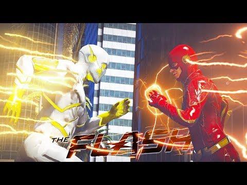 GodSpeed VS The Flash - Tsunami Battle ! (GTA 5 Ultimate Flash Mod)