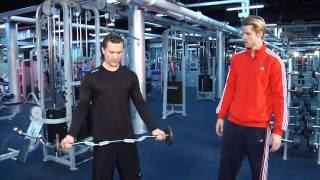 Intermediate Gym Program