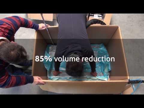 vQm - VQM Volume reduction in textile