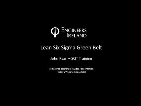 Lean Six Sigma Green Belt - SQT Training - YouTube