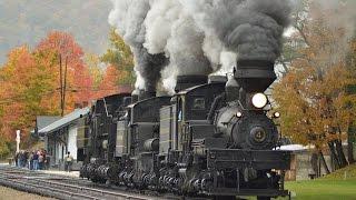 К чему снится Поезд видео -Живописная железная дорога