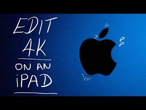 BEST iPad Video Editing App 2018