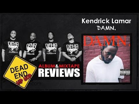 Kendrick Lamar - DAMN. Album Review | DEHH