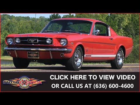 1966 Ford Mustang - CC-1019345