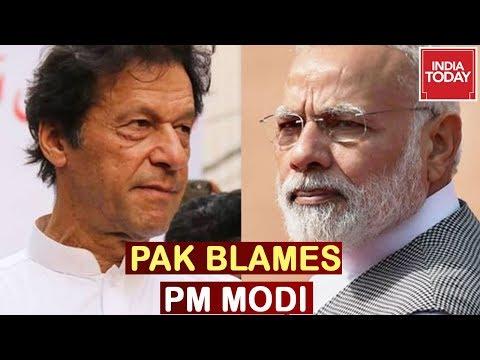 """J&K Nuclear Flashpoint""Pakistan Praises Nehru And Faults PM Modi"