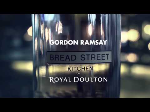 Royal Doulton Gordon Ramsay Bread Street Pastateller Ø 23cm