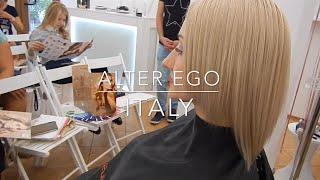 Презентация линии Be Blonde Alter Ego в Одессе