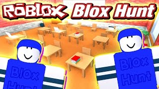 Roblox Blox Hunt - My Mushroom!!! Pretend Like Nothing Happend!! - With SallyGreen