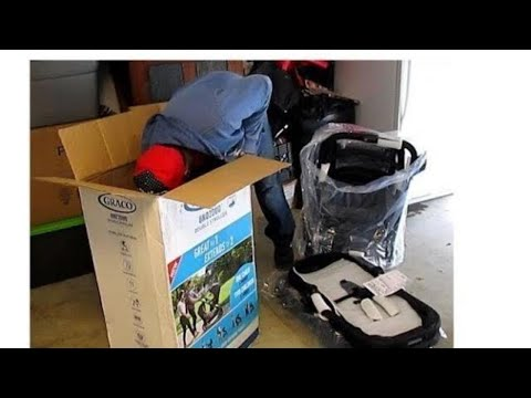 REALISTIC GRACO UNO2DUO Double Stroller Unboxing & Review (HONEST)- Vlogmas Day 15