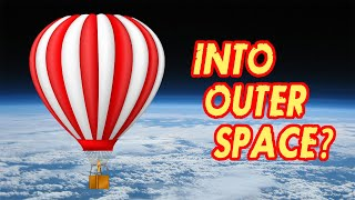 How High Can a Hot Air balloon Go? The Aeronauts (2019) Explained