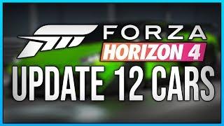 MONST3R - NEW BARN FIND COMFIRMED CAR FORZA HORIZON 4   www