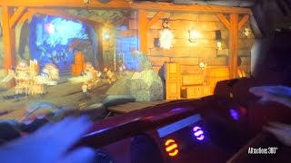 [4K] Ninjago The Ride POV - Interactive Dark Ride At Legoland California