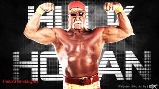 "Hulk Hogan 3rd WWE Theme Song ""Real American"""